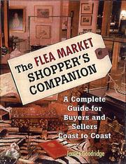 Cover of: The Flea Market Shopper's Companion