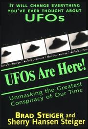 Cover of: UFOs Are Here! | Brad Steiger