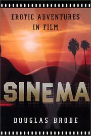 Cover of: Sinema