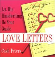 Cover of: Love letters