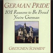 Cover of: German Pride