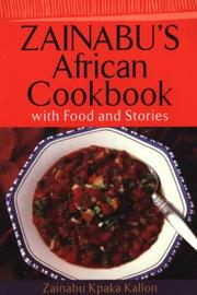 Cover of: Zainabu's African Cookbook