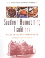 Cover of: Southern Homecoming Traditions