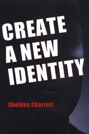 Cover of: How To Create A New Identity