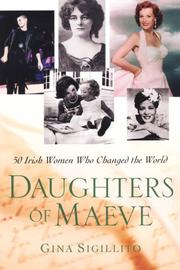 Cover of: Daughters of Maeve