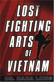 Cover of: Lost Fighting Arts of Vietnam