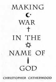 Cover of: Making War in the Name of God