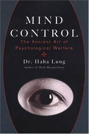 Cover of: Mind Control