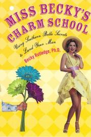 Cover of: Miss Becky's Charm School