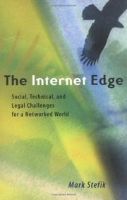 Cover of: The Internet Edge