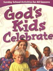 Cover of: Gods Kids Celebrate