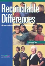 Cover of: Reconcilable Differences