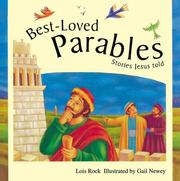 Cover of: Best-loved Parables: stories Jesus told