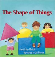Cover of: The Shape of Things
