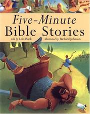 Cover of: Five-Minute Bible Stories | Lois Rock