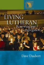 Cover of: Living Lutheran