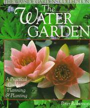 Cover of: The Water Garden | Peter Robinson