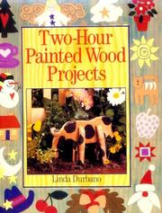 Cover of: Two-Hour Painted Wood Projects