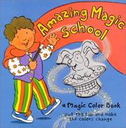 Cover of: Amazing magic school | Harley Black