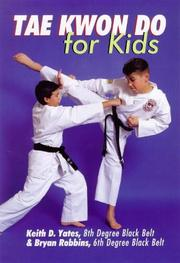 Cover of: Tae kwon do for kids