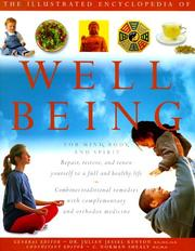 Cover of: Illustrated Encyclopedia of Well-Being | Richard Craze