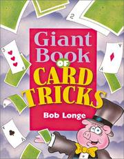 Cover of: Giant Book of Card Tricks (Giant Book Series)