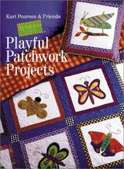 Cover of: Playful Patchwork Projects