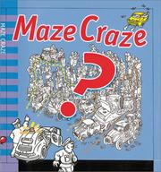 Cover of: Maze Craze |