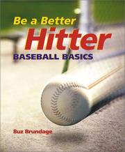 Cover of: Be A Better Hitter
