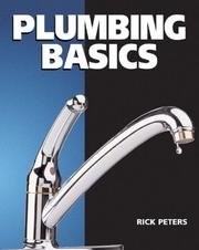Cover of: Plumbing Basics | Rick Peters