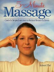 Cover of: 5-minute massage