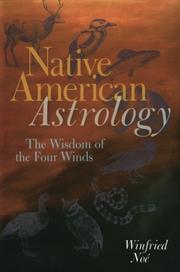 Cover of: Native American astrology