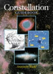 Cover of: Constellation guidebook | AntoniМЃn RuМ€kl