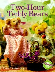 Cover of: Two-Hour Teddy Bears (Two-Hour Crafts)