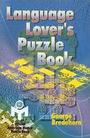 Cover of: Language Lover
