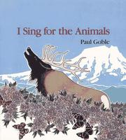 Cover of: I sing for the animals