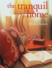 Cover of: The Tranquil Home