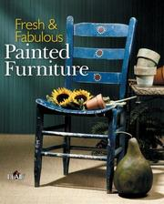 Cover of: Fresh & Fabulous Painted Furniture