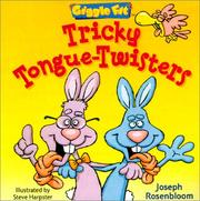 Cover of: Tricky tongue-twisters