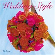 Cover of: Wedding Style | Sy Snarr