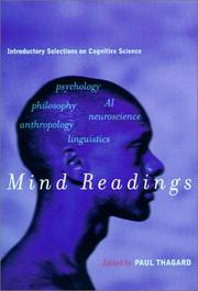 Cover of: Mind Readings