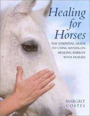 Cover of: Healing for Horses