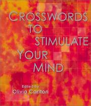 Cover of: Crosswords to Stimulate Your Mind