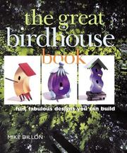 Cover of: The great birdhouse book