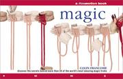 Cover of: Magic | Colin Francome
