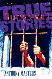 Cover of: True survival stories