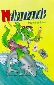 Cover of: Mathamusements