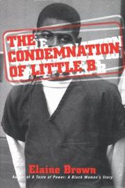 Cover of: The Condemnation of Little B