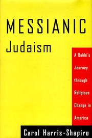 Cover of: Messianic Judaism