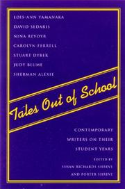 Cover of: Tales out of school